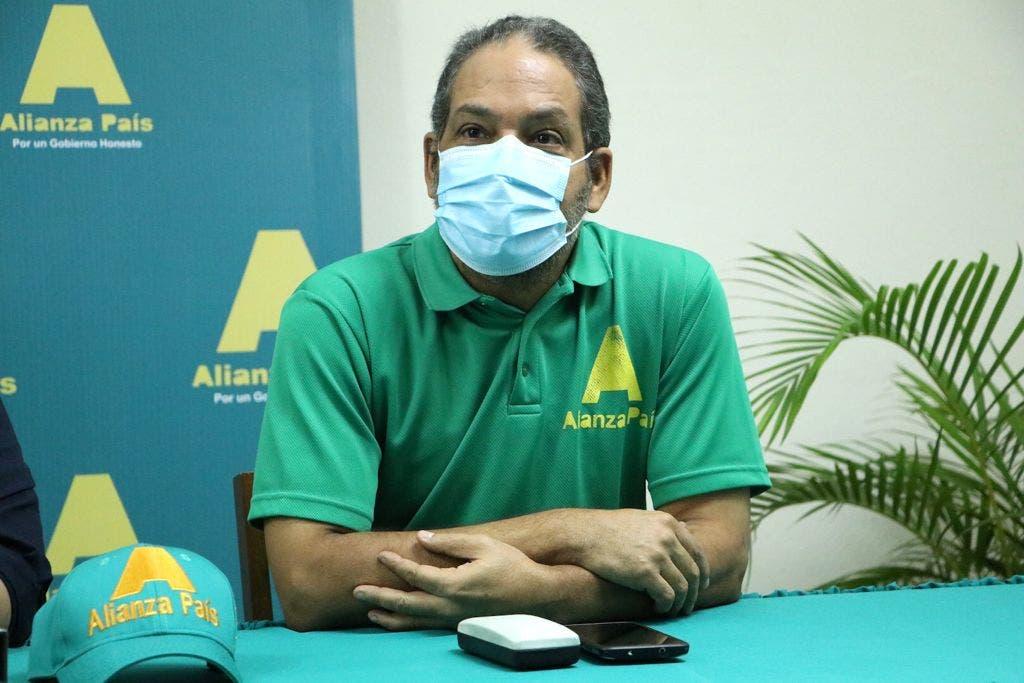 Alianza País llama a suspender inauguraciones y actos en el DN por Covid-19