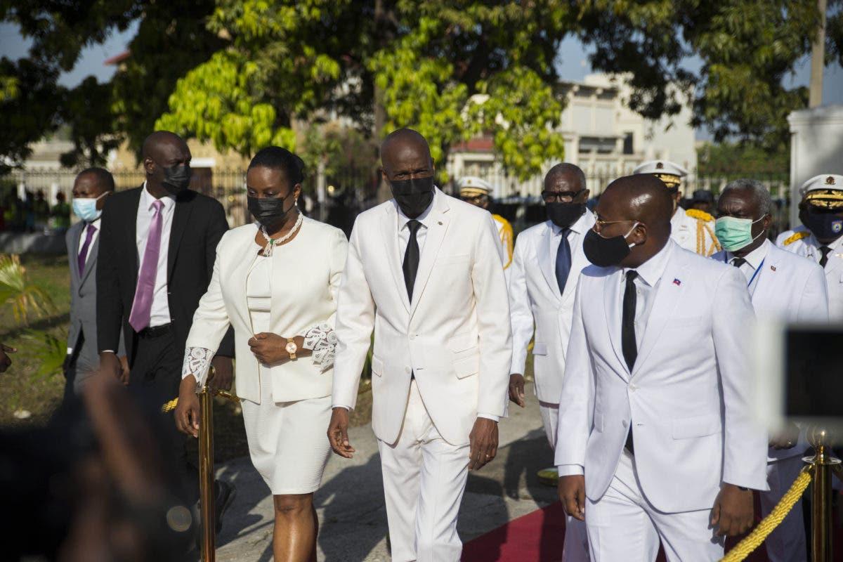 Jovenel Moise llama al diálogo para firmar un acuerdo político a 25 años en Haití