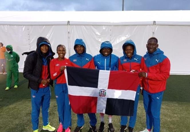 El atletismo RD se crece en Mundial con bronce; plaza olímpica y boleto para Oregón