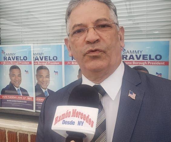 Afirma que Sammy Ravelo es el mejor candidato para presidencia Bronx