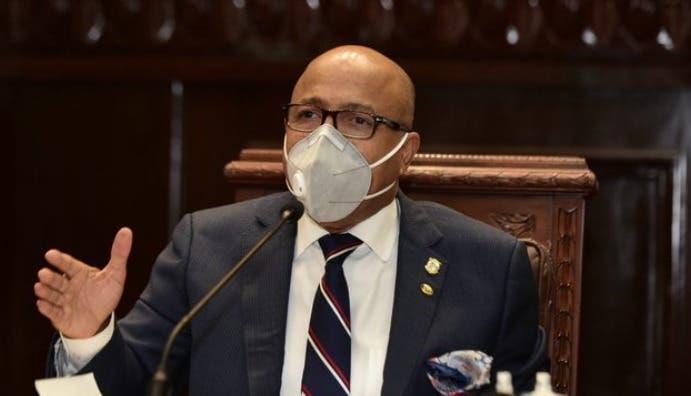 Alfredo Pacheco: Código Penal es bueno, pero está abierto a modificaciones si el Senado lo considera