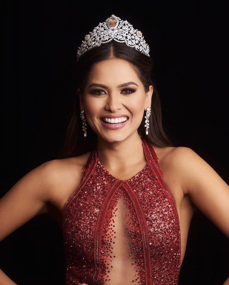 Andrea Meza, de México, gana Miss Universo