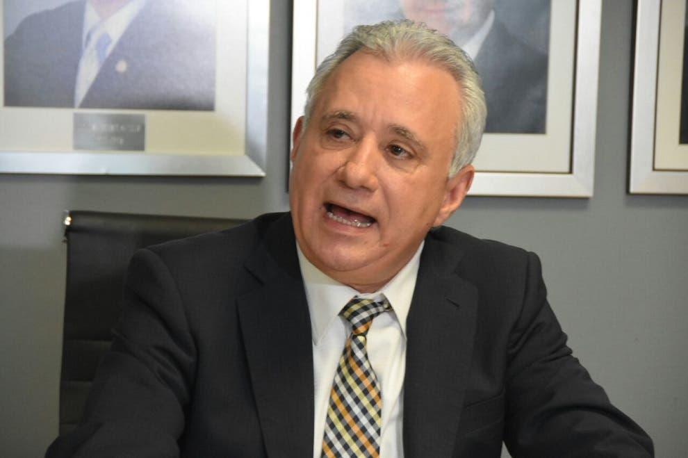 Antonio Taveras dice el pueblo tiene sed de justicia, por denuncias de corrupción en Interior y Policía
