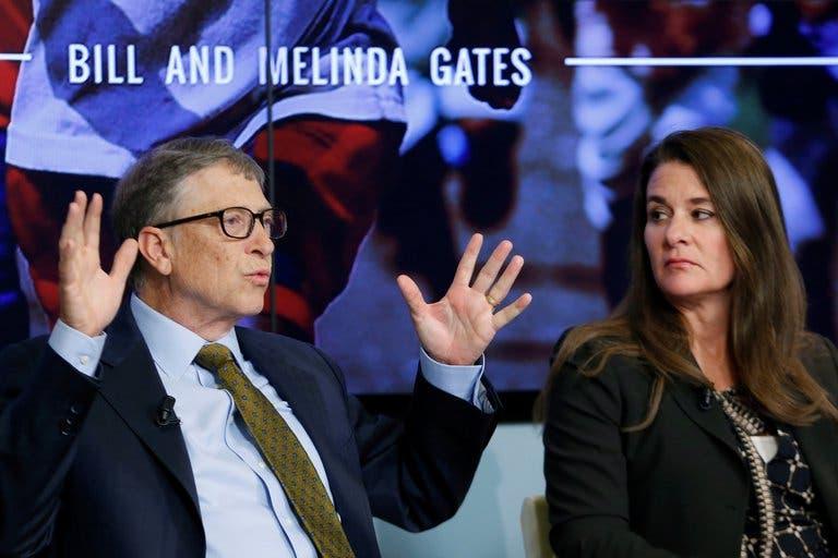 Melinda Gates comenzó a reunirse con abogados especialistas en divorcios hace casi dos años