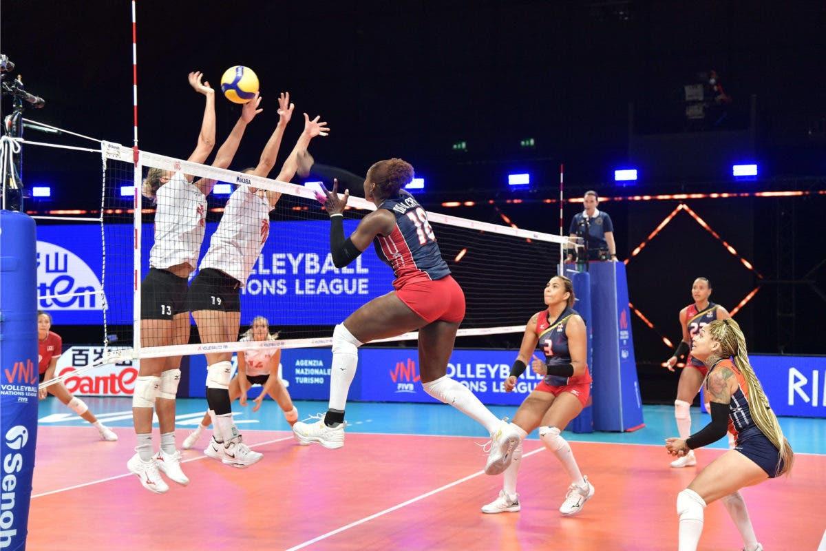 Las «Reinas del Caribe» se enfrentan a Bélgica este lunes en Liga de Naciones