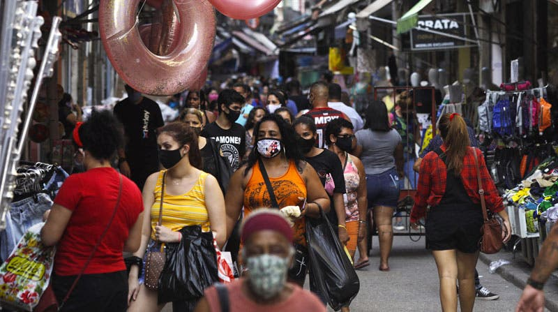 Hallan una nueva variante del coronavirus en el interior de Sao Paulo