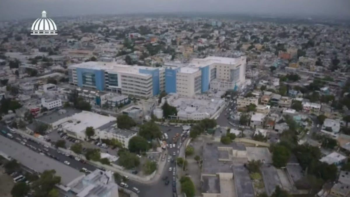 Abinader inaugura dos nuevos edificios en Ciudad Sanitaria Luis Eduardo Aybar con 73 camas UCI