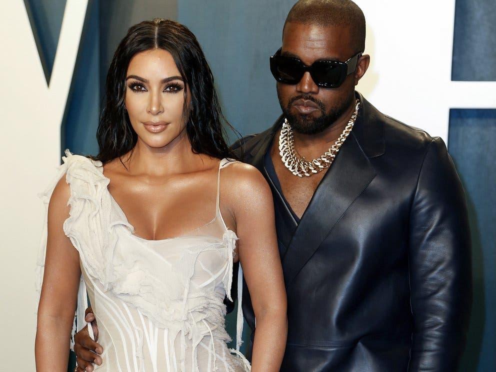 Kanye West filtra detalles de su matrimonio con Kim Kardashian