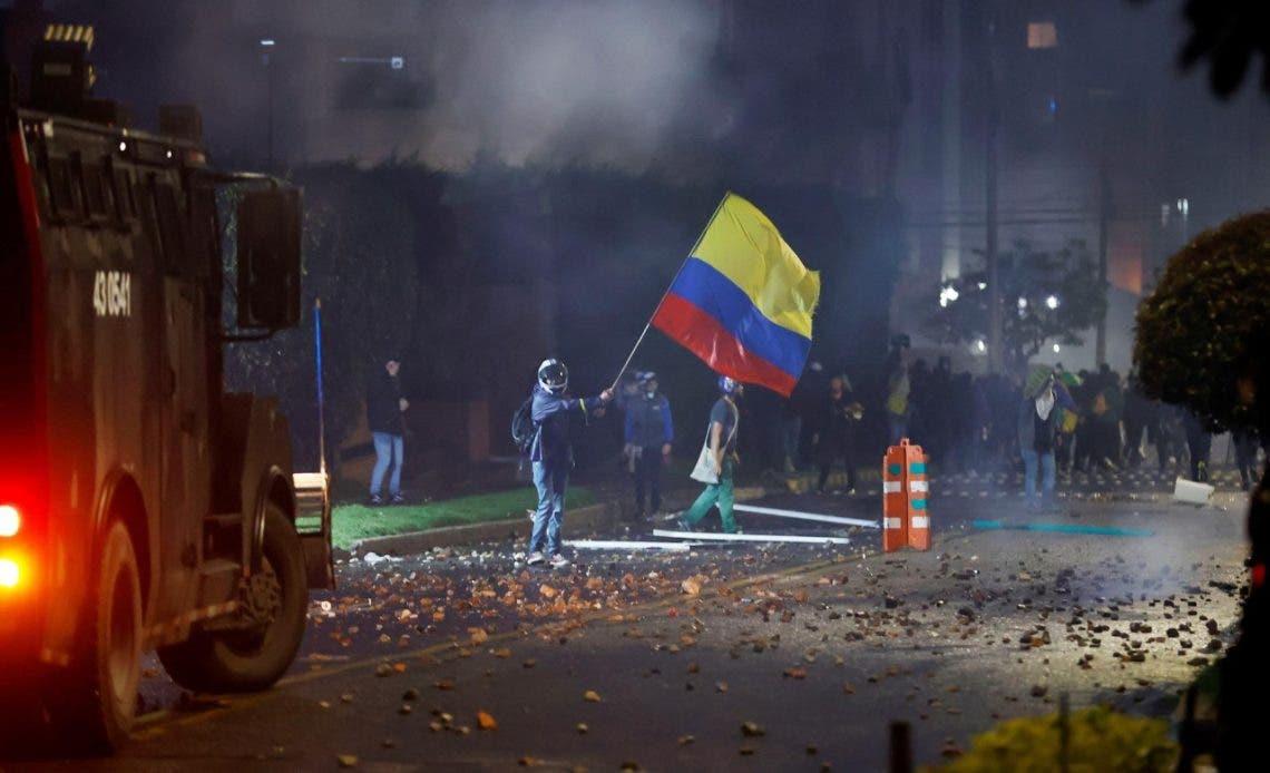 Cientos de personas continúan desaparecidas en Colombia tras protestas
