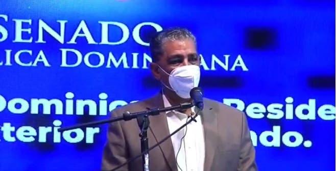 Congresista proclama apoyo dominicanos exterior salvaron economía RD durante pandemia