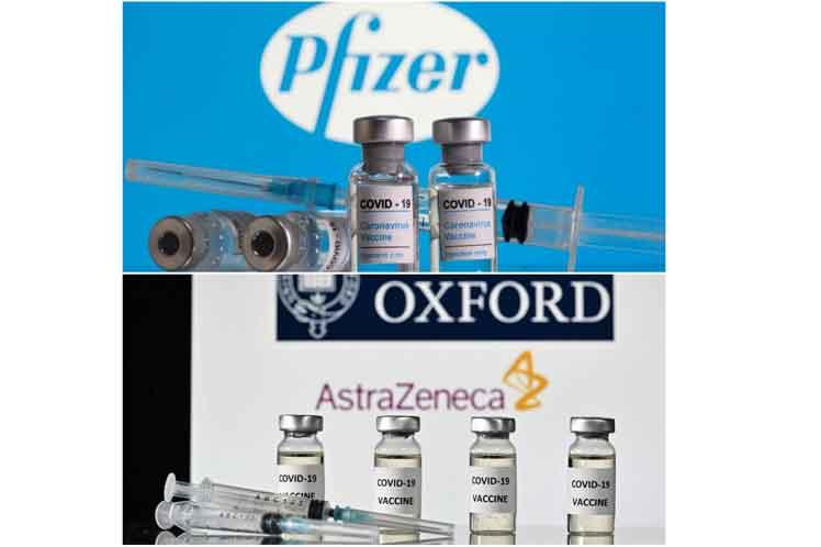 Qué se hará con las vacunas de Pfizer, si los  dominicanos se inoculan con Sinovac
