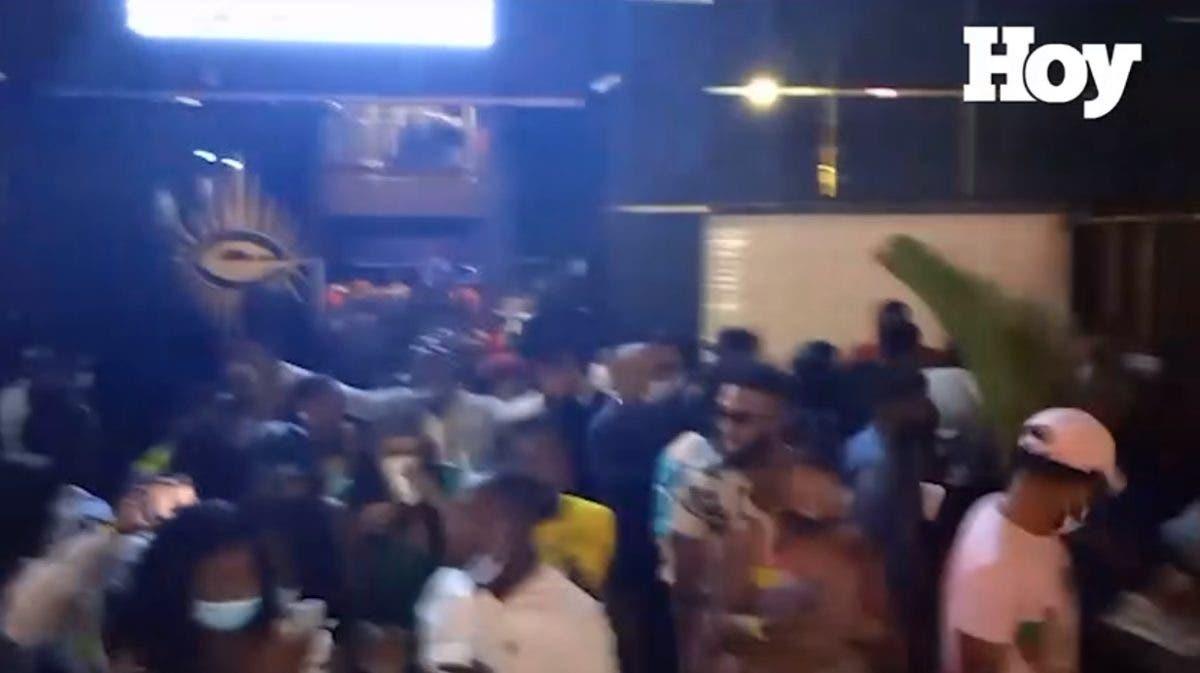 Video: Discotecas siguen repletas de personas, a pesar de las disposiciones contra COVID-19