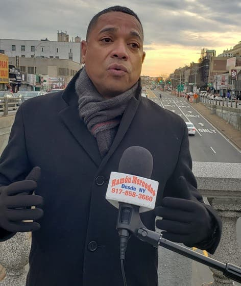 Dominicano dice de ser electo presidente condado El Bronx garantizará paz y  vivienda