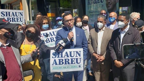 Dominicano aspira concejal por Alto Manhattan abre su comando de campaña