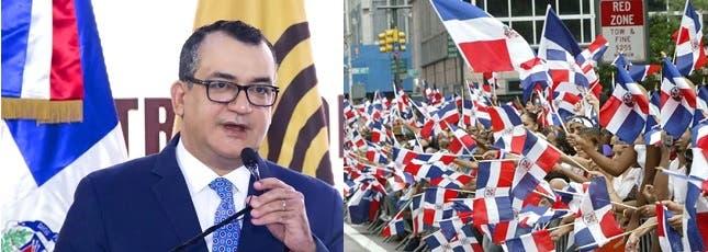 Dominicanos votantes circunscripción 1-EE. UU. critican al presidente de la JCE