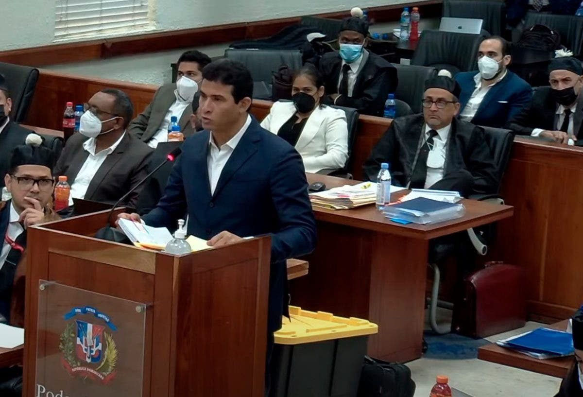 Adán Cáceres arremete contra declaraciones de Raúl Girón sobre conducta de los militares