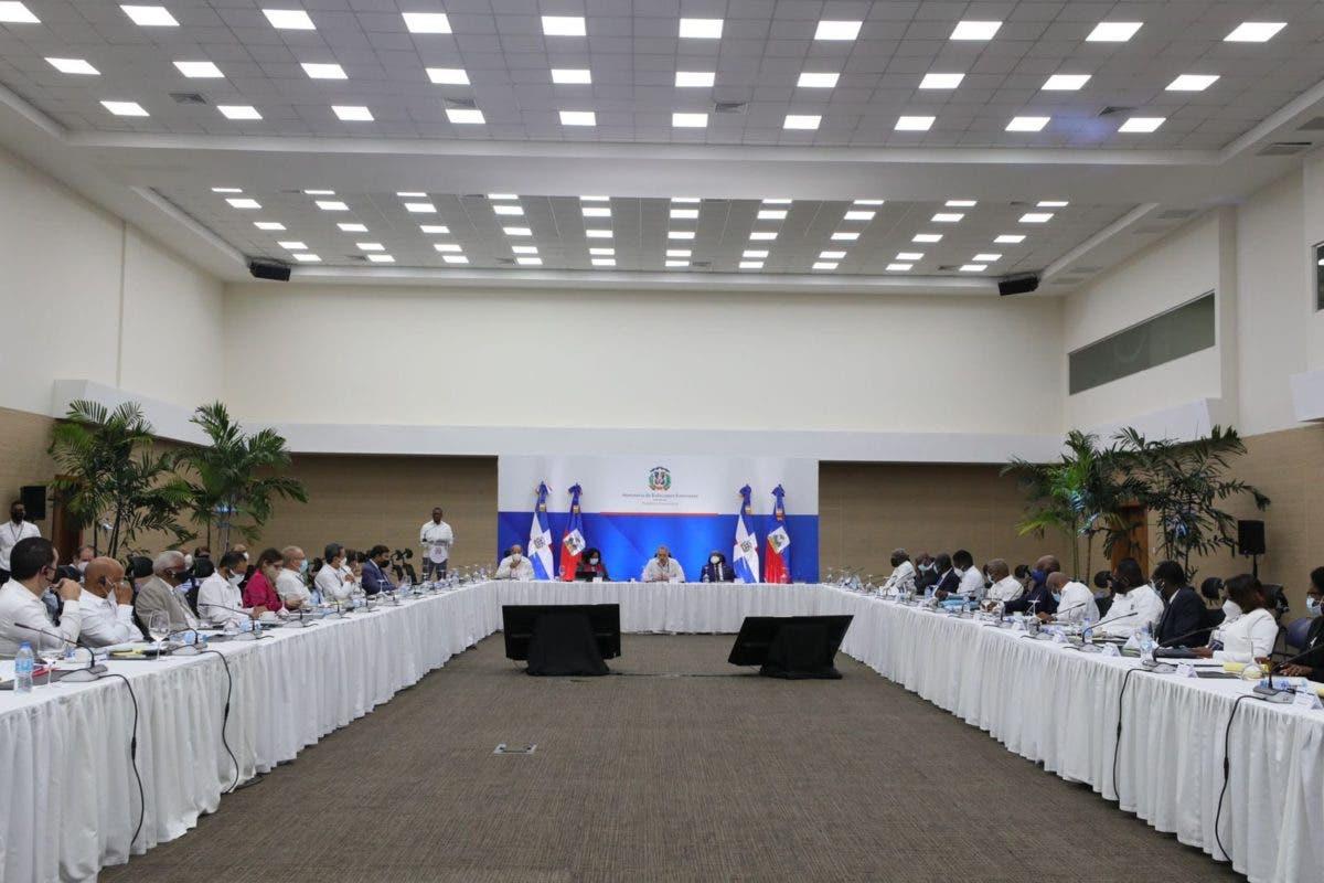 República Dominicana y Haití firman declaración conjunta sobre río Masacre