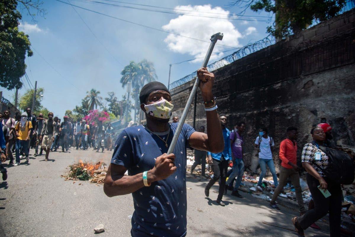 La violencia de bandas en Haití deja al menos 10 muertos en últimos días