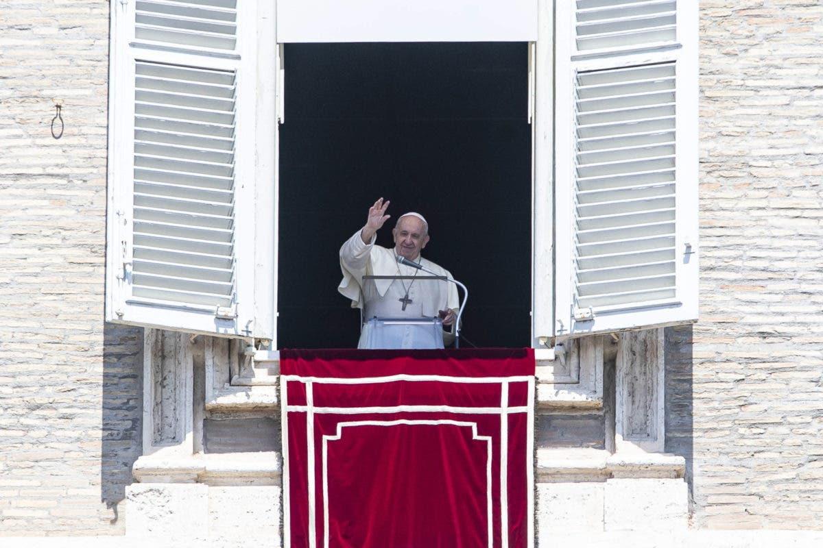 """El papa a las mujeres víctimas de violencia: """"Eso no es amor»"""