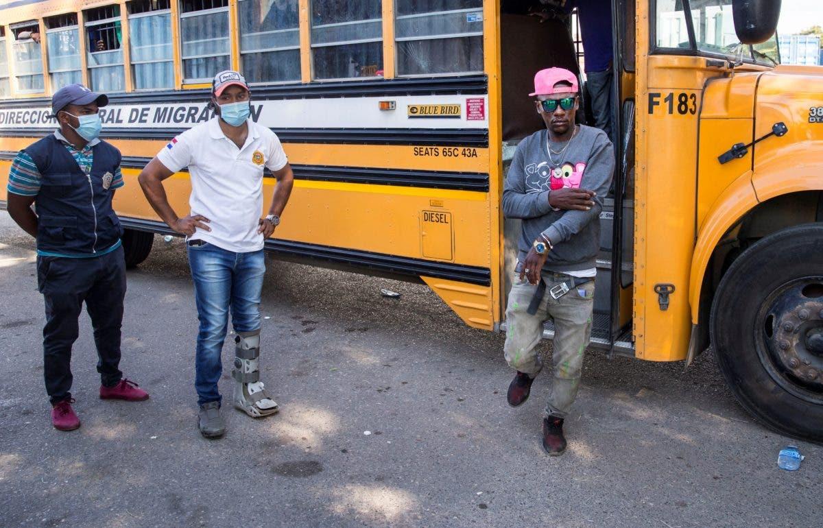 República Dominicana detiene y deporta a más de 3.800 haitianos