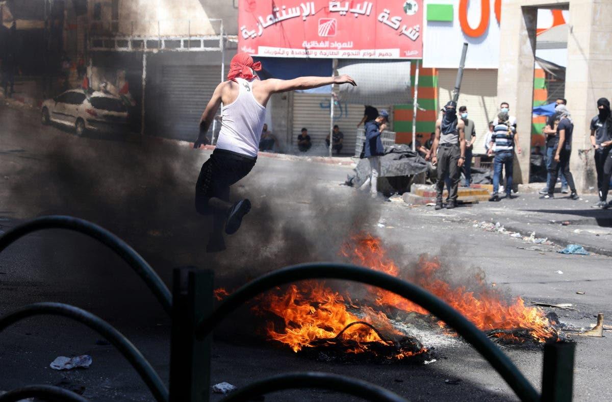 Israel:  Hamás inició ola de violencia por suspensión de comicios palestinos