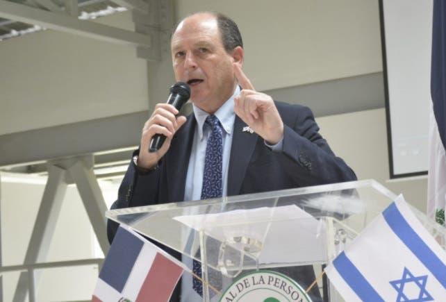Embajador Daniel Biran destaca cooperación Israel-RD en lucha contra el Covid-19