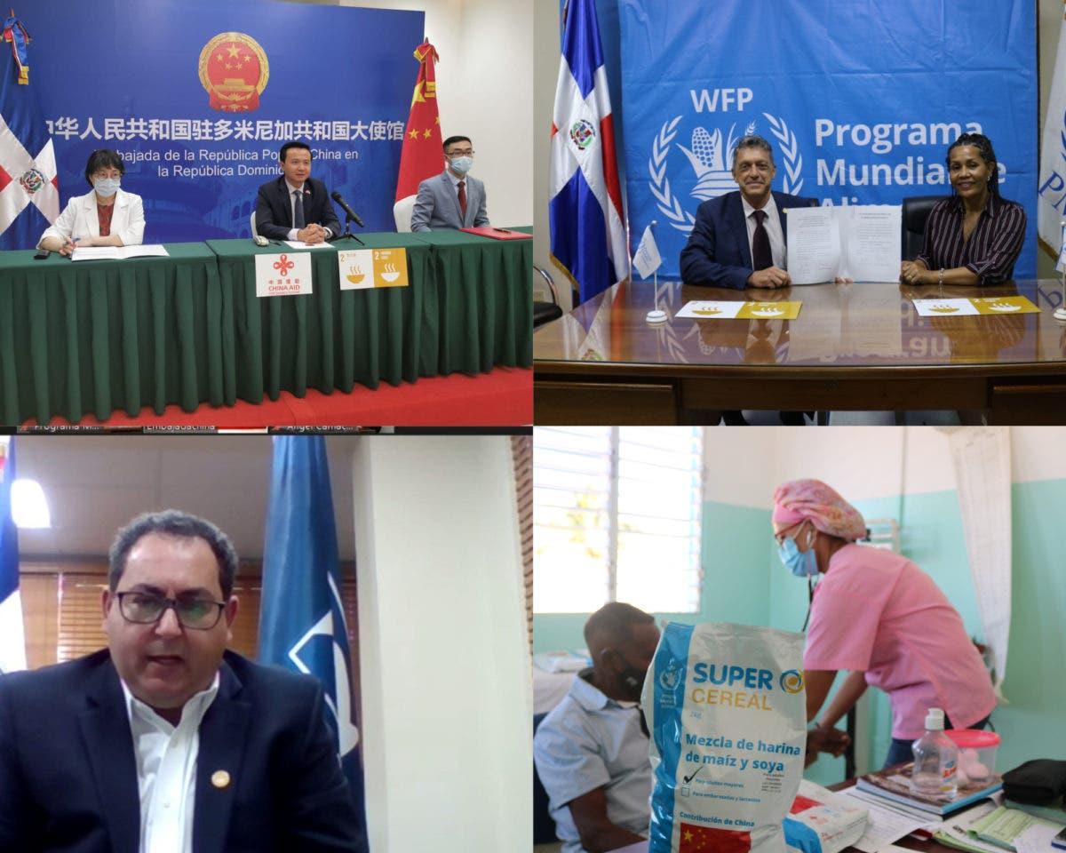 Finalizan proyecto de asistencia alimentaria en provincias de la frontera
