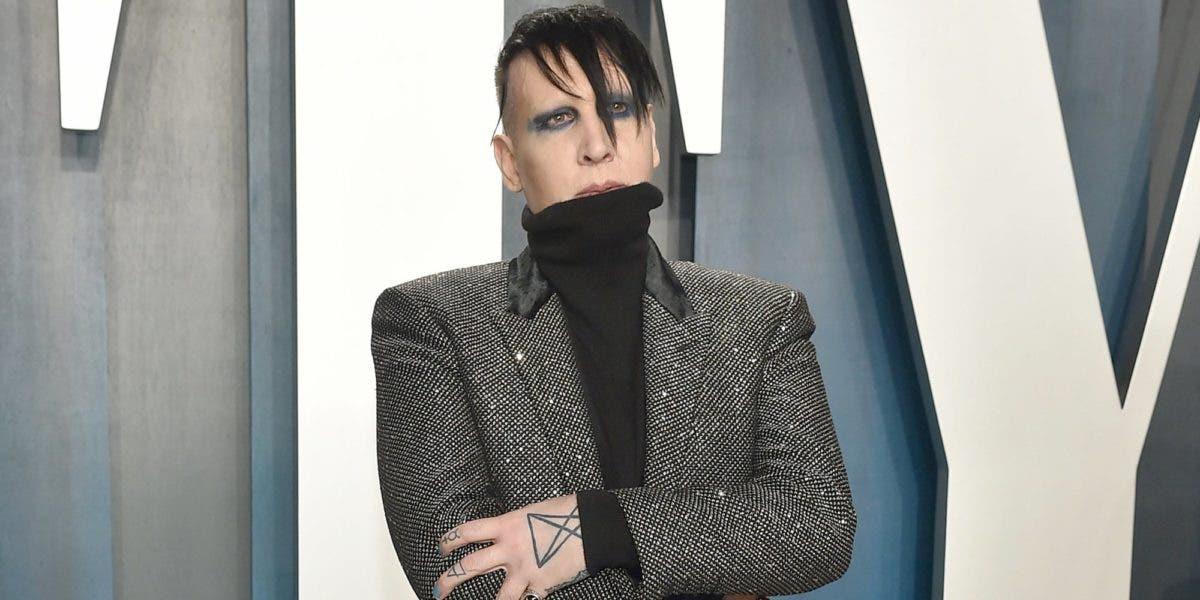 Emiten orden de arresto contra  Marilyn Manson por agresión en EEUU