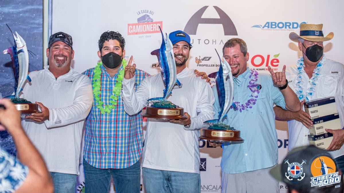 Puerto Rico gana Torneo Internacional de pesca al Marlin Blanco