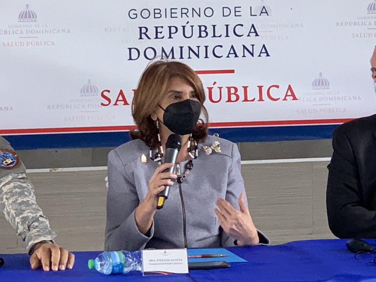 Ivelisse Acosta renuncia como viceministra de Salud Colectiva; designan Eladio Pérez en su lugar