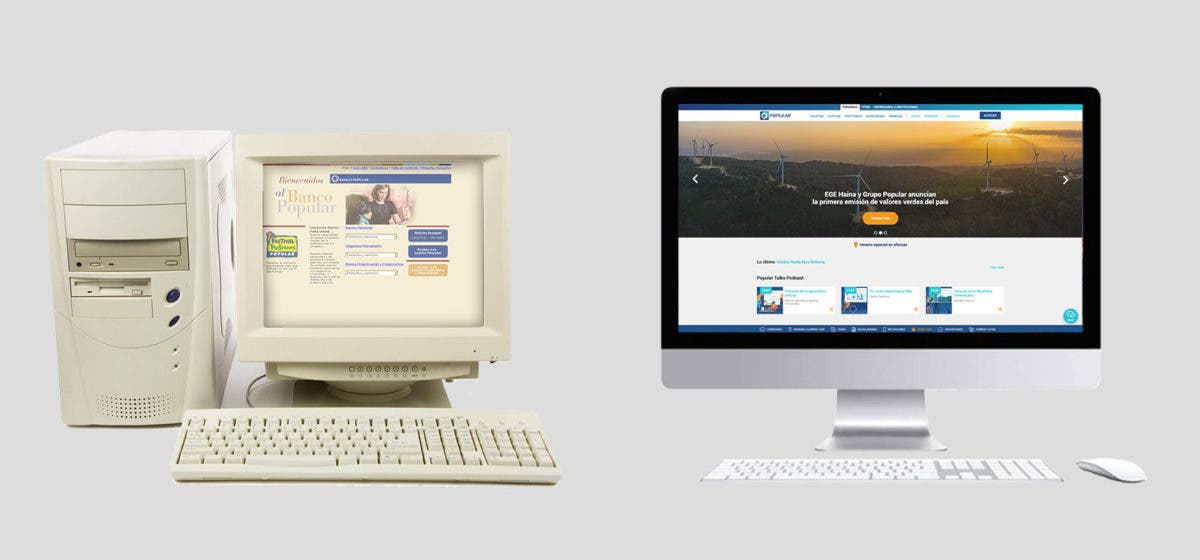 Popularenlinea.com cumple 20 años como la principal plataforma de servicios financieros del país