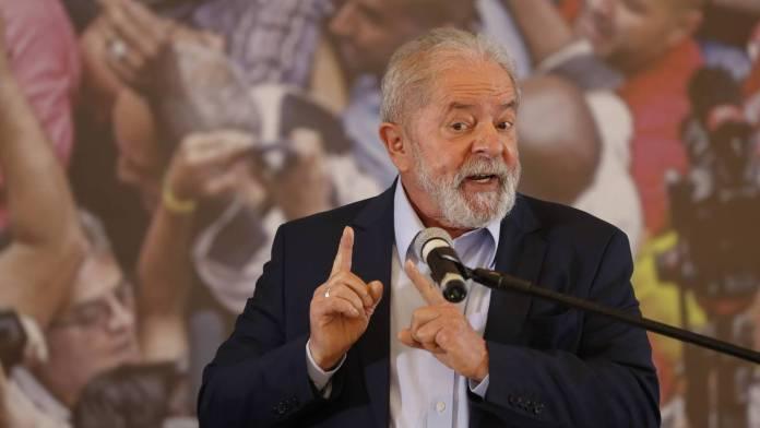 Lula: Me presentaré a las presidenciales si soy el favorito para ganarlas