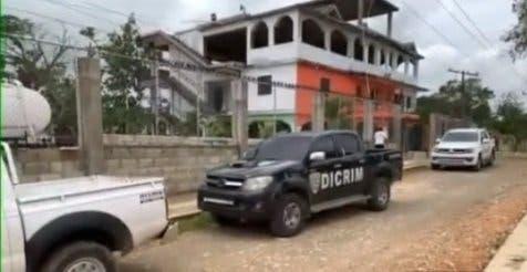 Operación Coral: Fábrica de block propiedad de Núñez de Aza, está entre los lugares allanados