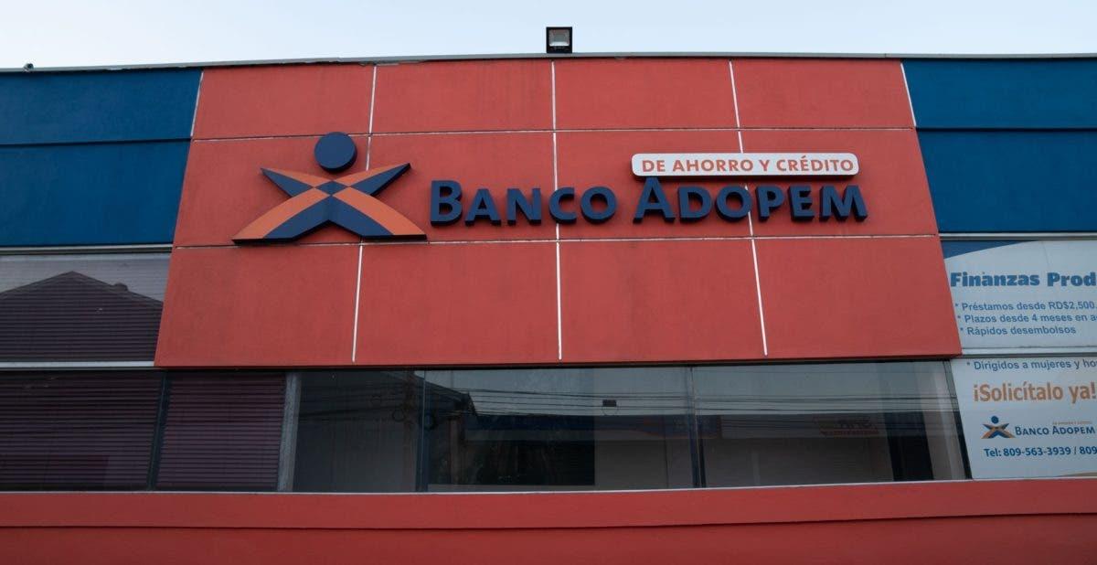 Activos de Banco Adopem  ascienden a RD$9,500 MM