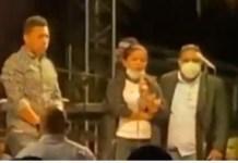 Encargada de COBA en Santiago da versión sobre fiesta que estaba el diputado Víctor Suarez