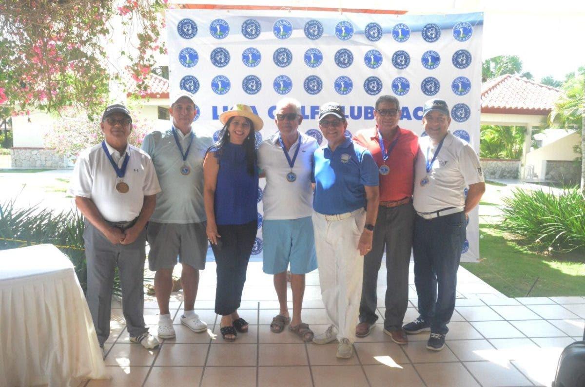 Juan Quèliz, gana Primera Parada Golf Club Naco