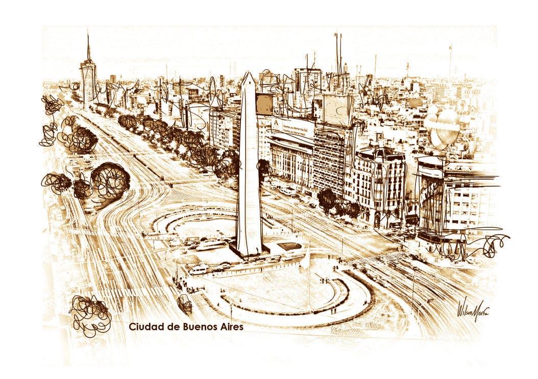 Detrás de Buenos Aires