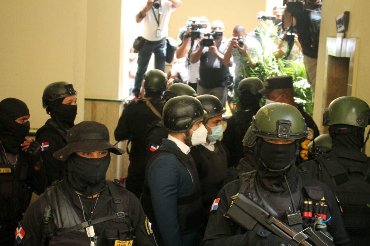 Adán Cáceres reitera inocencia y denuncia «Maltrato»