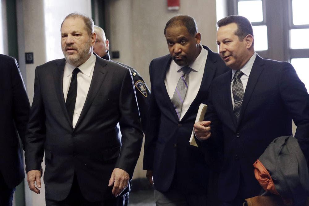 Harvey Weinstein demanda a abogado por un millón de dólares