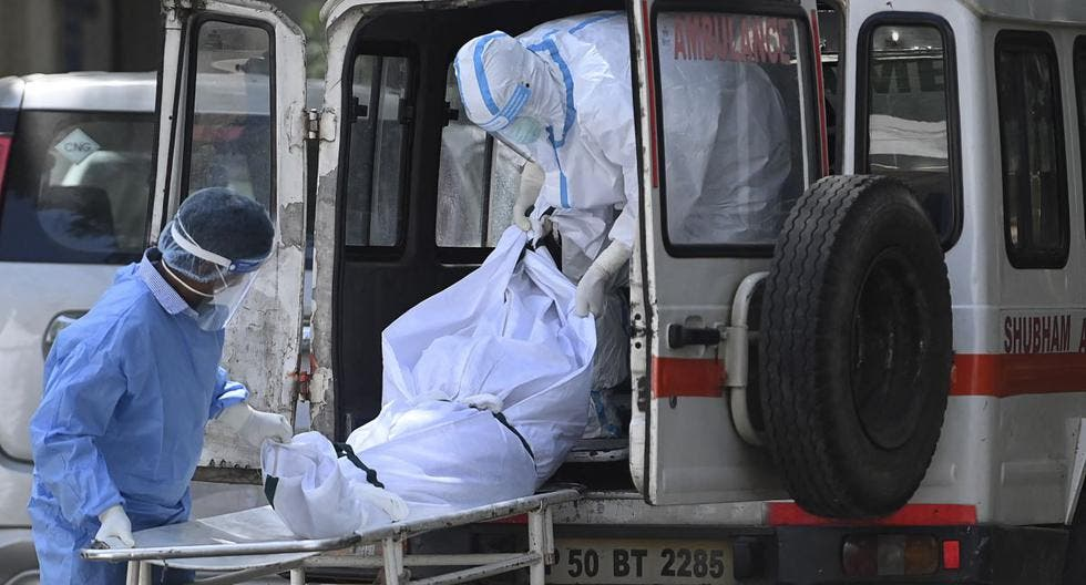 Unicef- Una persona muere de COVID cada 17 segundos en el sur de Asia