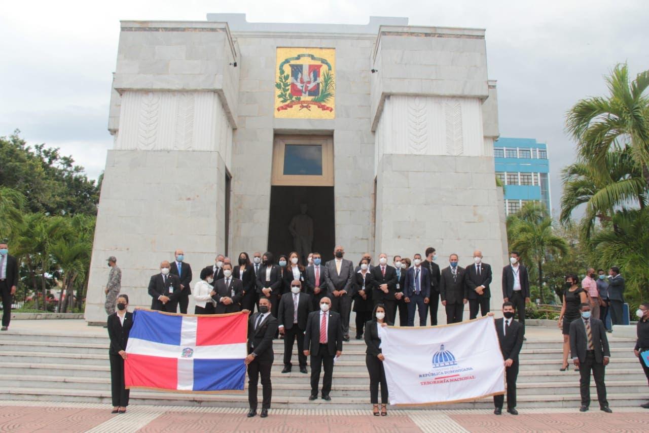 Tesorería Nacional celebra su 92 aniversario