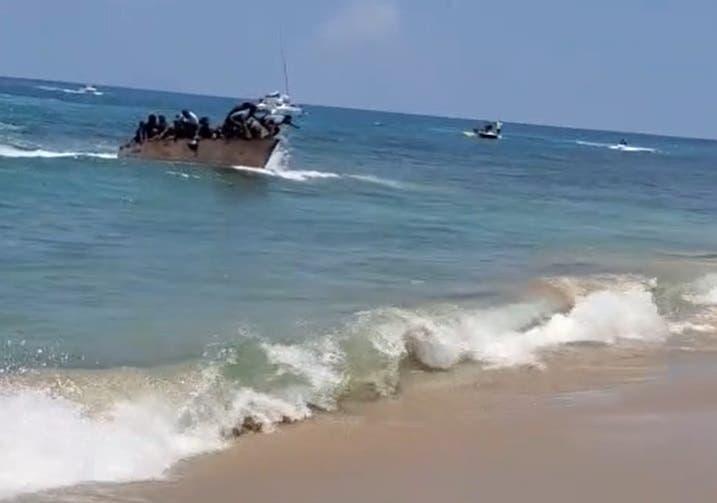 Tras video viral, investigan caso de dominicanos que llegaron ilegalmente a Puerto Rico