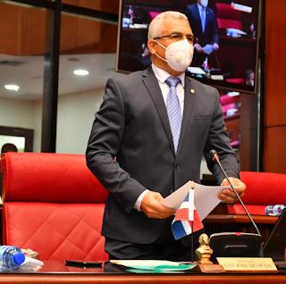 Senador José Antonio Castillo cree es falta grave no hacer declaración jurada de bienes