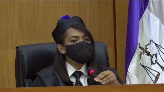 Kenya Romero la jueza que ha conocido principales casos de corrupción de esta gestión