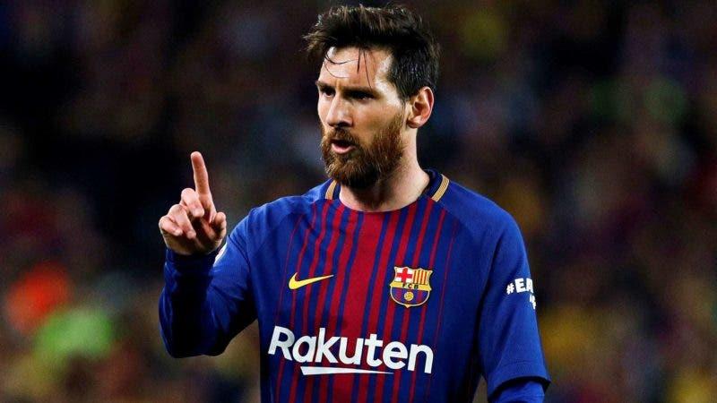 Futbolista Lionel Messi visita RD; se encuentra en Casa de Campo