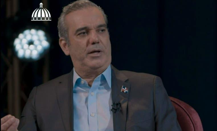 Abinader admite Gobierno no ha avanzado lo suficiente en reformas