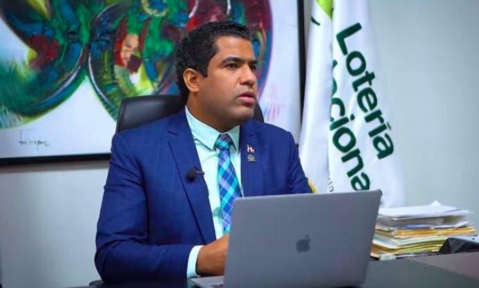 PRM somete a proceso disciplinario al exadministrador Lotería Nacional; podría ser expulsado