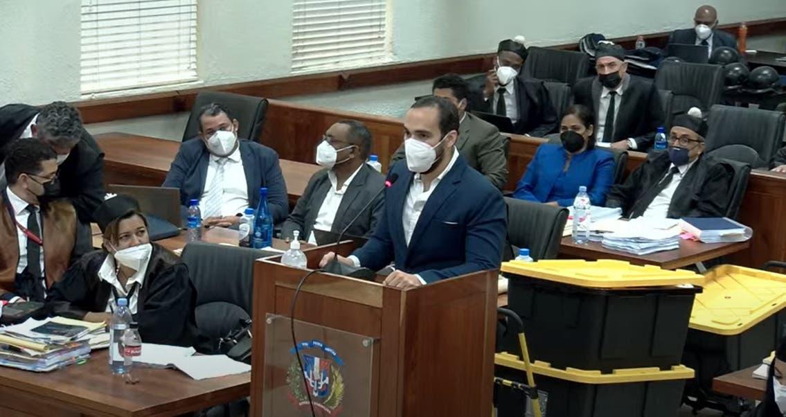 Alejandro José Montero Cruz no aparece en organigrama de red Coral, abogado pide su libertad