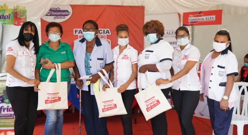 Realizan jornada de salud en beneficio empleados de alcaldía del DN