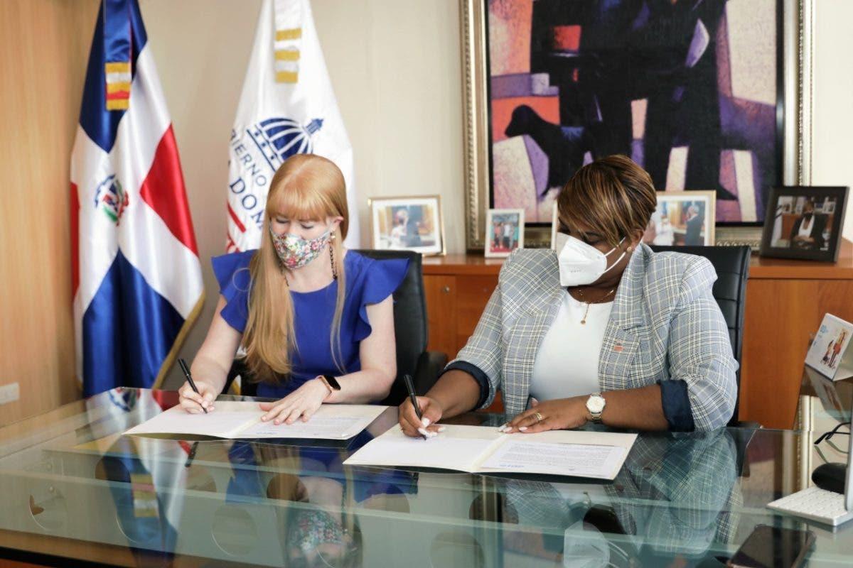 Ministerio de la Juventud y Jaycees´72 impulsarán programa de capacitación técnica en la frontera